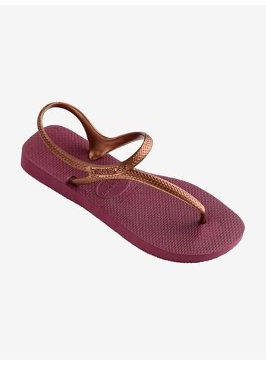 Havaianas Sandalet Bordo